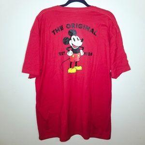 NWT Van's x Disney Shirt XL
